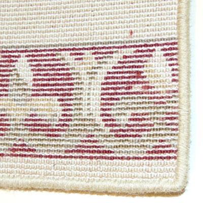 Machine-made rug