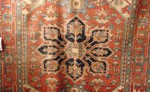 Antique Persian Serapi - Circa 1920